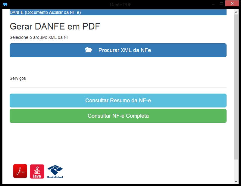 Danfe PDF